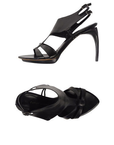 COSTUME NATIONAL - High-heeled sandals