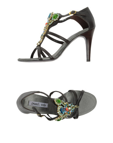 EMANUÉL VIVIÉN - High-heeled sandals
