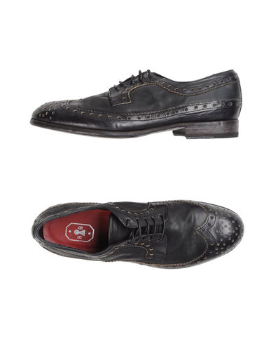 BB WASHED BRUNO BORDESE - Lace-up shoes