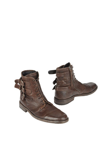 BB WASHED BRUNO BORDESE - Ankle boots