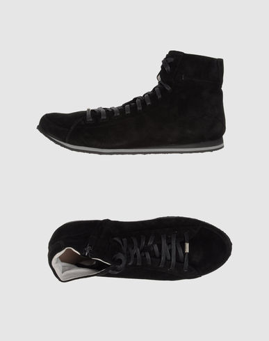 COSTUME NATIONAL HOMME - High-top sneaker