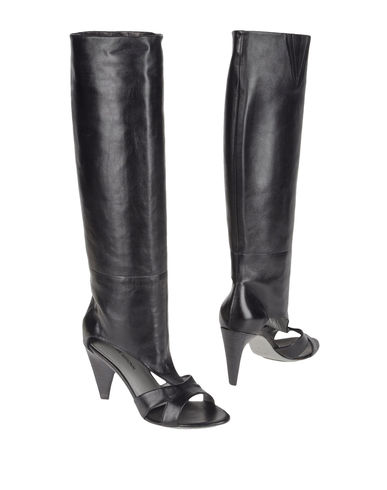 COSTUME NATIONAL - High-heeled boots