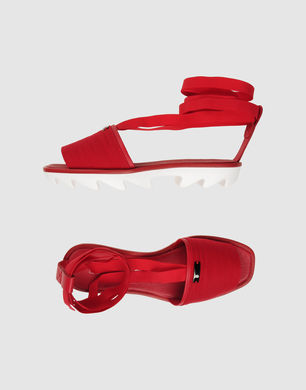 ADIDAS SLVR Sandals & Clogs Sandals on shoescribe.com