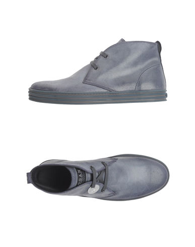 HOGAN - High-top dress shoe