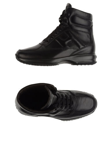 HOGAN - High-top sneaker