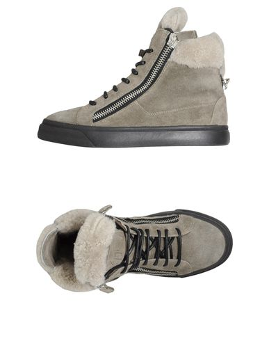 GIUSEPPE ZANOTTI DESIGN - High-top trainers