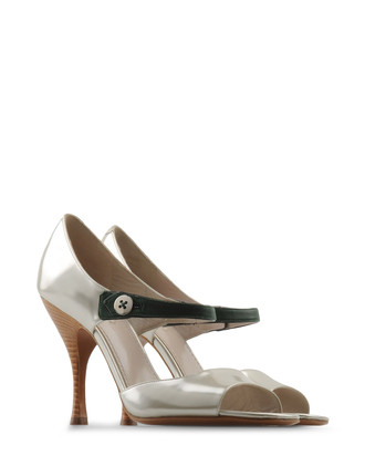 Peep toe - MARC JACOBS