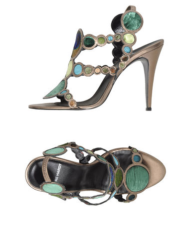PIERRE HARDY - High-heeled sandals