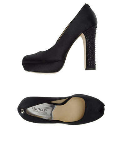 MICHAEL MICHAEL KORS - Pumps with open toe