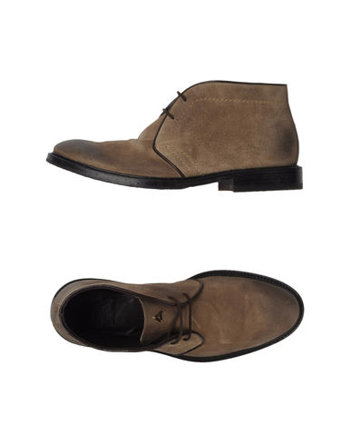 CYCLE - High-top dress shoe