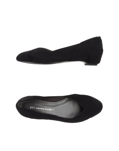UN UNITED NUDE - Closed-toe slip-ons