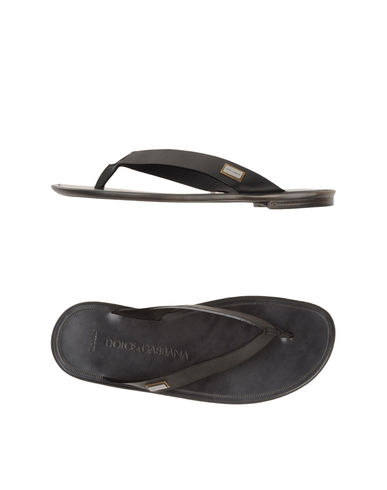 DOLCE &amp; GABBANA - Flip flops