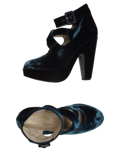 ROBERT CLERGERIE - Platform pumps