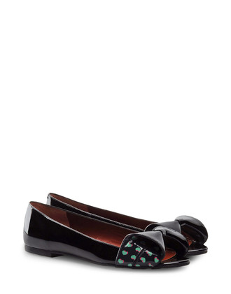 Bailarinas peep toe - MARC BY MARC JACOBS