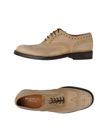 MARINI - Lace-up shoes