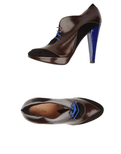 JEAN PAUL GAULTIER - Lace-up shoes
