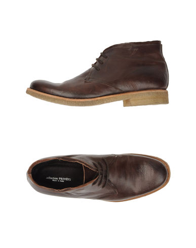 COLLECTION PRIVĒE? - High-top dress shoe
