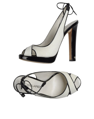 DSQUARED2 - Slingbacks