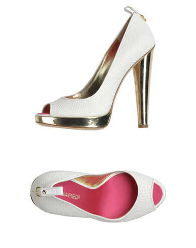 DSQUARED2 - Pumps with open toe