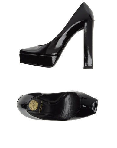 VIKTOR & ROLF - Pumps with open toe