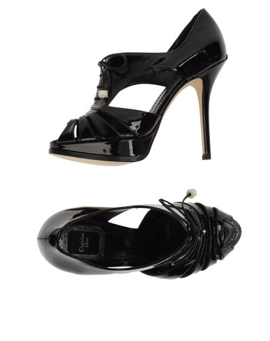 CHRISTIAN DIOR - Platform sandals