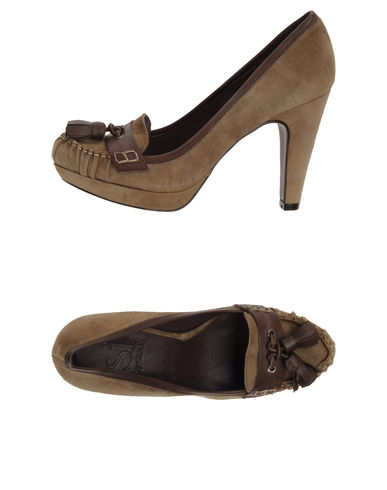 SI by SINELA - Moccasins with heel