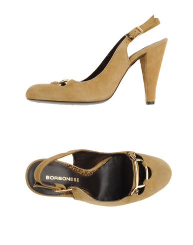 BORBONESE - Slingbacks