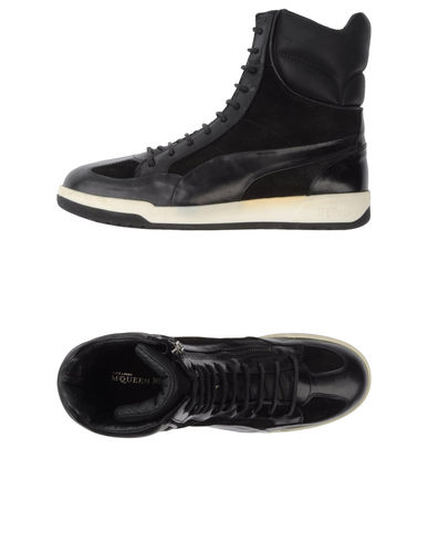 ALEXANDER MCQUEEN PUMA - High-top trainers