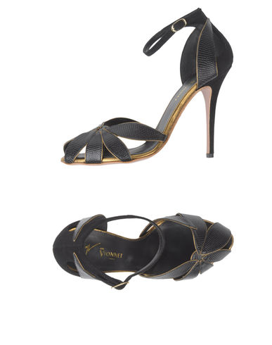 VIONNET - Pumps with open toe