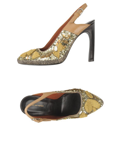 DRIES VAN NOTEN - Escarpins ouverts