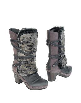 Женская Обувь - Сапоги REPLAY - 'Сапоги на каблуке REPLAY' купить в интернет магазине YOOX.