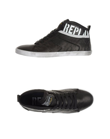 REPLAY - High-top trainers