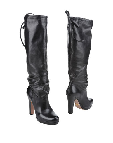 PRADA - High-heeled boots
