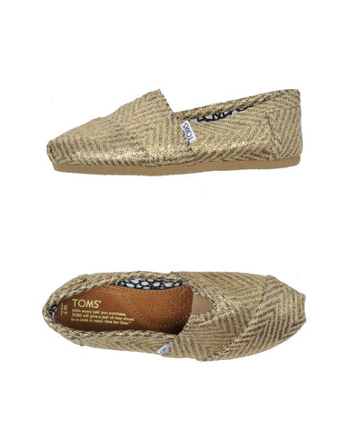 TOMS - Slip-on trainers