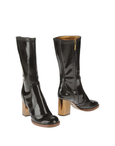 DOLCE &amp; GABBANA - High-heeled boots