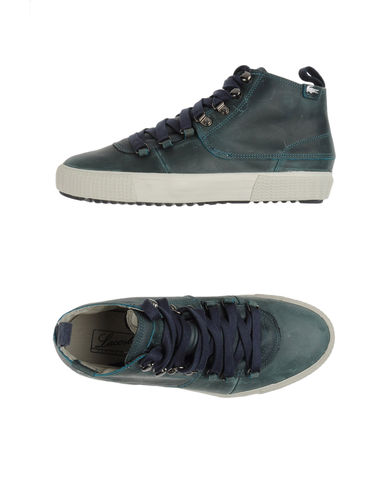 LACOSTE - High-top trainers