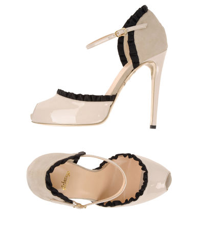 ARFANGO - Platform sandals