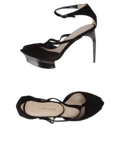 COSTUME NATIONAL - Platform sandals