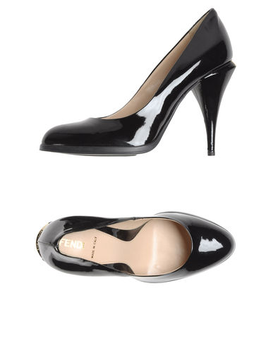 FENDI - Closed-toe slip-ons