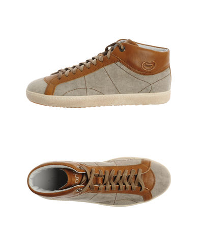 SANTONI CLUB - High-top trainers