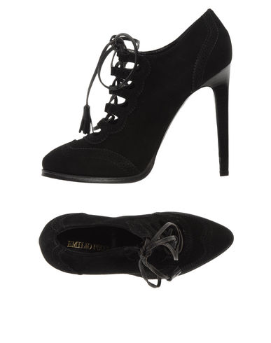 EMILIO PUCCI - Lace-up shoes