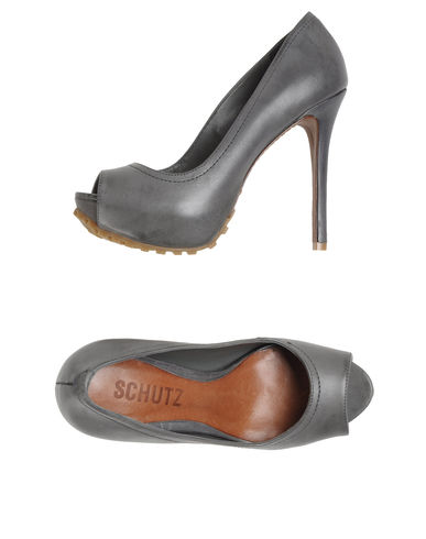 SCHUTZ - Pumps with open toe