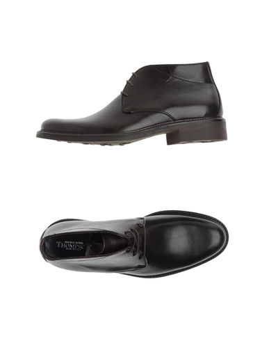 THOMPSON - High-top dress shoe