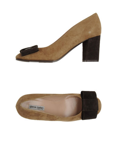 GIANNA MELIANI - Closed-toe slip-ons