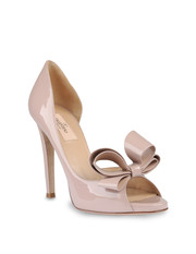 VALENTINO GARAVANI - Open-toe pump