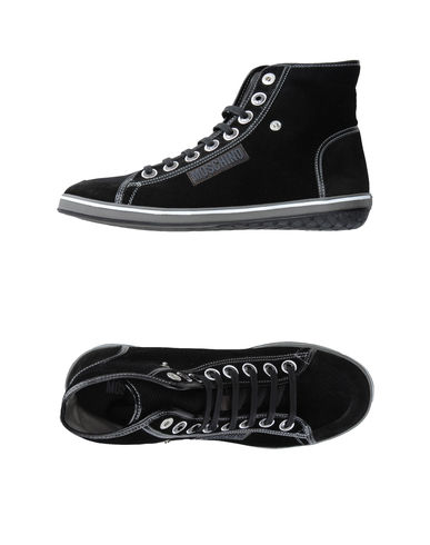 MOSCHINO - High-top sneaker