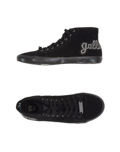 GALLIANO - High-top sneaker