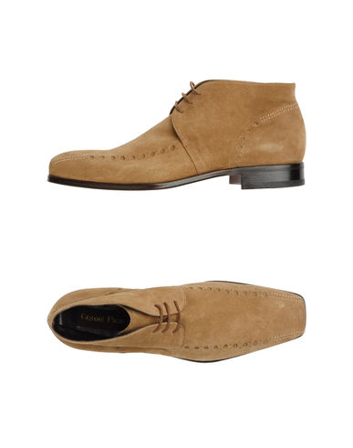 CESARE PACIOTTI - High-top dress shoe