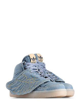 Sneakers abotinadas - JEREMY SCOTT ADIDAS