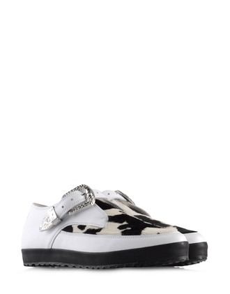 JEREMY SCOTT ADIDAS Trainers  Sportswear Low-tops
